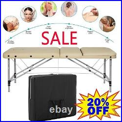 Massage Table Chairs Health Beauty Bed Salon Healing Swedish Massage Reiki Couch