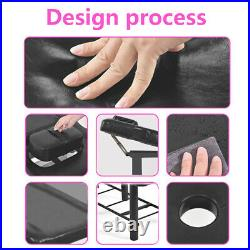 Massage Table Facial Spa Beauty Bed Tattoo Salon Therapy Couch Black White UK