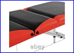 Massage Table Plinth Couch Bed Portable Lightweight Professional Beauty Tattoo