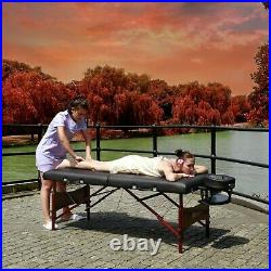 Master Massage 70CM Roma Portable Massage Table Therapy Beauty Tattoo Couch Bed