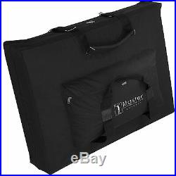 Master Massage 70cm Balboa Portable Table Therapy Beauty Bed Couch PU Luster