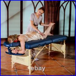 Master Massage 70cm Coronado Portable Massage Table Beauty Spa Couch Tattoo Bed