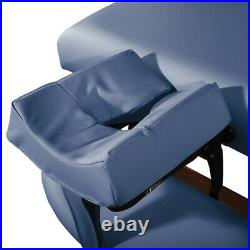 Master Massage 70cm Coronado Therma-Top Portable Therapy Couch Beauty Bed Table