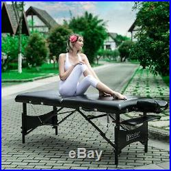 Master Massage 70cm GALAXY Portable Massage Table Beauty Spa Couch Bed (MD1)