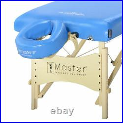 Master Massage 70cm Skyline Portable Massage Table Beauty Couch Therapy Bed Spa
