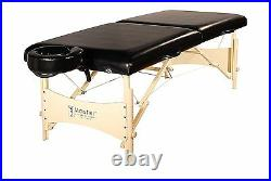 Master Massage 70cm Wide Balboa Portable Massage Table Therapy Beauty Bed Couch