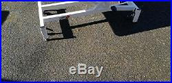 Medi Plinth hydraulic physiotherapy Massage, treatment table, bed, couch