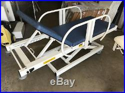 Medical Plinth patient bed Couch GP manual