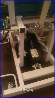 Medical hydraulic physiotherapy Massage, treatment table, bed, couch