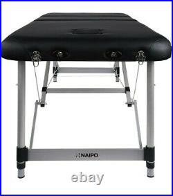 Naipo Massage Bed Beauty Table Couch Widths 27.56in Deluxe Professional 3