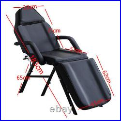 New Reclining Beauty Salon Massage Bed Table Chair Stool Couch Facial Therapy