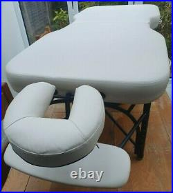 Oakworks Advanta Professional Portable Massage Treatment Table Bed Couch Ig8 8fd