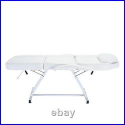 PU Leather Beauty Salon Bed Stool Set Massage Table Tattoo Couch Massage Chair