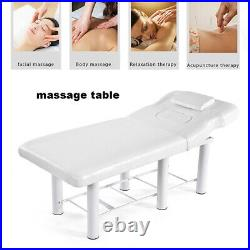Pedicure Beauty Salon Chair Balance Massage Table Facial Couch Bed Tattoo