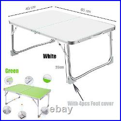 Portable 2 Fold Massage Table Beauty Bed Massage Therapy Couch Facial SPA table