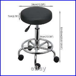 Pro Reclining Salon Beauty Chair Balance Massage Table Tattoo Facial Couch Bed B