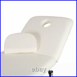 Professional Electric Massage Table Facial Tattoo Therapy Treatment Couch Bed