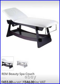 REM Beauty Salon Spa Bed Couch
