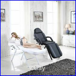 Reclining Beauty Salon Chair Massage Table Bed Manicure Pedicure Tattoo Couch UK