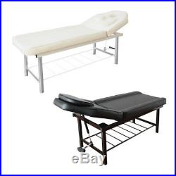 Stationary Beauty Salon Chair Balance Massage Table Tattoo Pedi Couch Bed Adjust