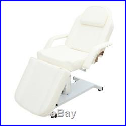 Sturdy Hydraulic Salon Beauty Bed Therapy Waxing Tattoo Massage Table Spa Couch