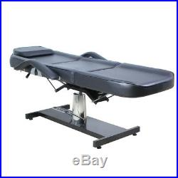 Swivel Massage Table Beauty Facial Tattoo Spa Couch Reclin Stool Bed Stable Base