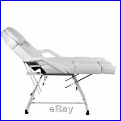 Treatment Bed Nursery Bed Massage Couch Bed Salon Beauty White Chair