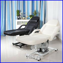 UK Massage Chair Beds Electric Tables Beauty Salon Tattoo Leather Couch Cosmetic