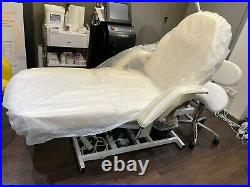 Used electric beauty massage bed therapy table spa relax chair couch