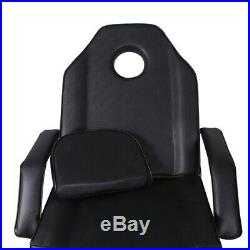 Warmiehomy Hydraulic Massage Table Couch Salon Facial Treatment Swivel Chair Bed