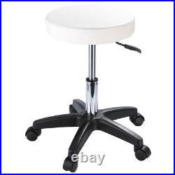 White Beauty Salon Massage Bed Table Chair Stool Couch Facial Therapy Tattoo Spa